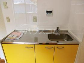 てのひら荘 201号室のキッチン
