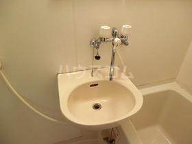 てのひら荘 201号室の風呂