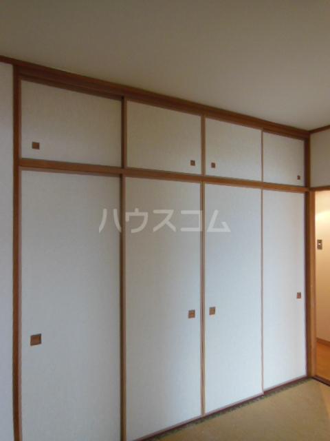 ポリフォニーSUGA 3D号室の収納