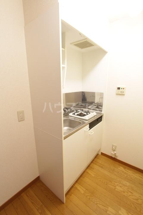 プランドール柿本 1A号室のキッチン
