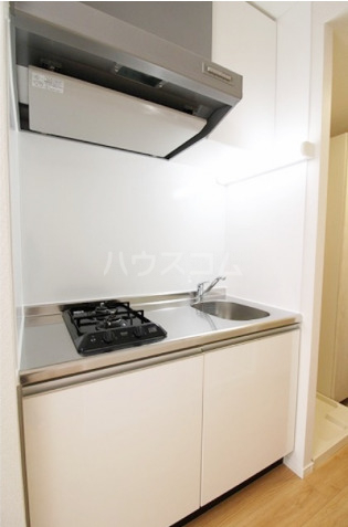 Hana House-Ona 203号室のキッチン
