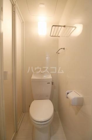 Hana House-Ona 203号室のトイレ