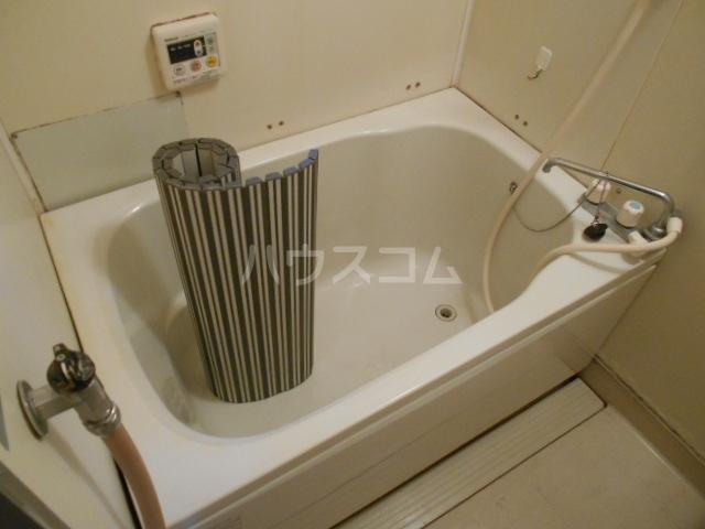 湯浅ハイツ 105号室の風呂