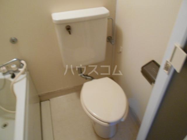 湯浅ハイツ 105号室のトイレ