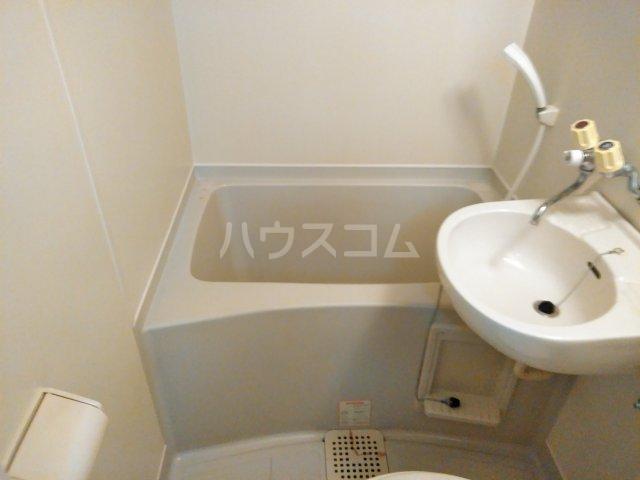 ジョイテル西院 616号室の風呂