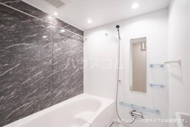 ガーデンハウス 梅の里 A 01020号室の風呂
