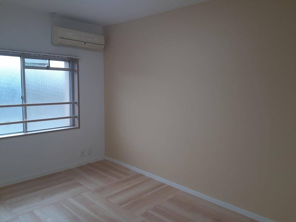武田マンション 106号室のベッドルーム