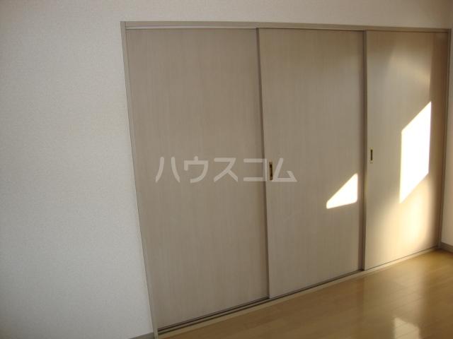 ヴァンベール文ヶ岡Ⅱ 202号室の収納