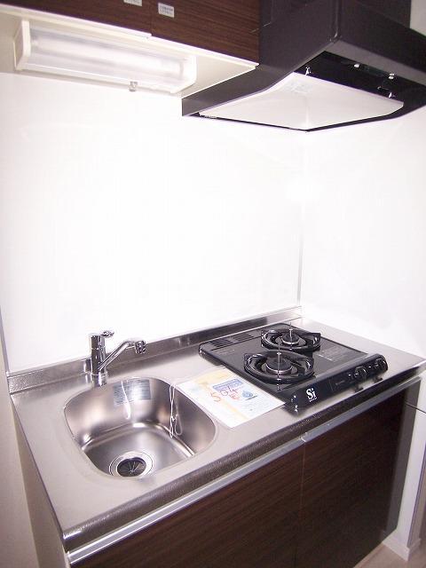 ラフィスタ尾久駅前 103号室のキッチン
