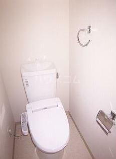 ラフィスタ尾久駅前 103号室のトイレ