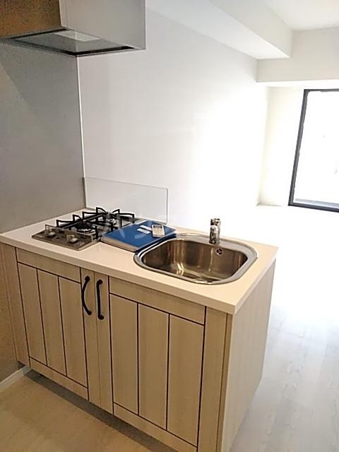 レジディア目白 319号室のキッチン