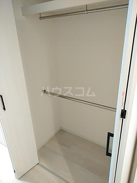 レジディア目白 319号室の収納
