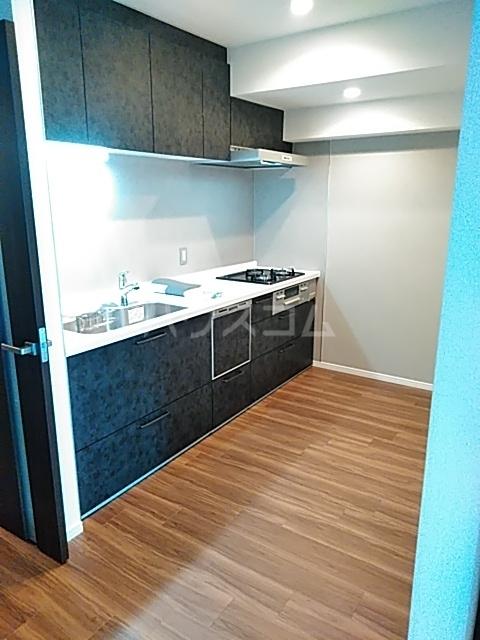 レジディア目白 704号室のキッチン