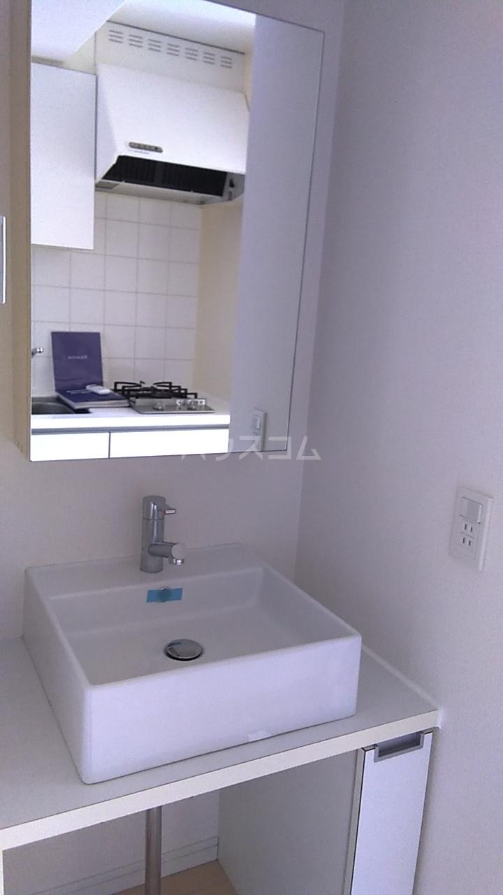 レジディア目白Ⅱ 302号室の洗面所