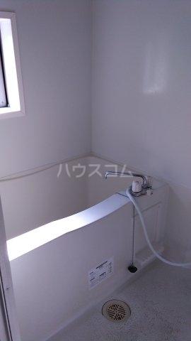 トラウム亀有 202号室の風呂
