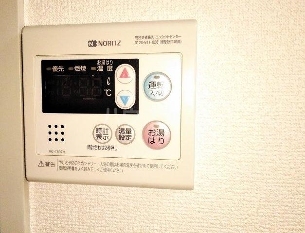 木曽屋第3ビル 702号室の設備
