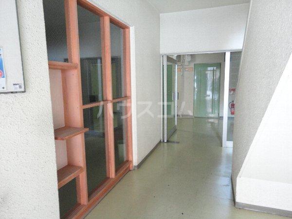 サンウイング桂 210号室のセキュリティ