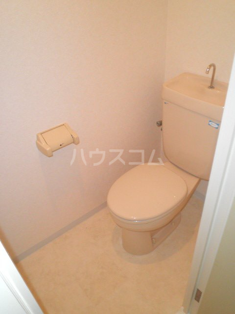 マスターズエル綾園20 903号室のトイレ