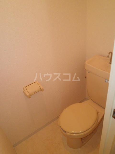 マスターズエル綾園20 205号室のトイレ