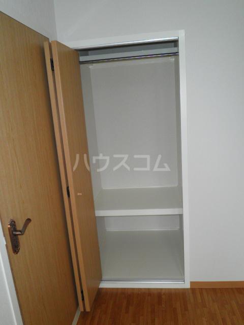 マスターズエル綾園20 205号室の収納