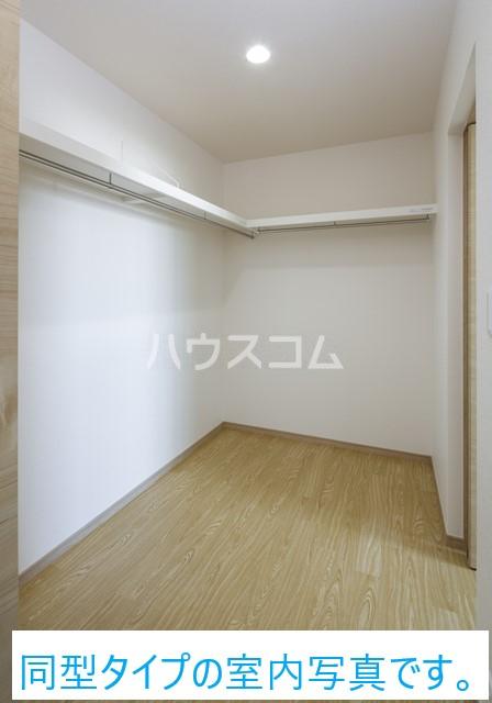 東春田3-222-2KODATEXⅥの洗面所