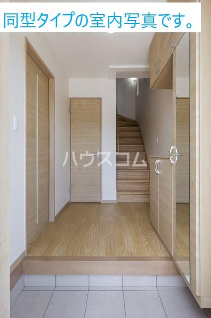 東春田3-222-2KODATEXⅥの玄関