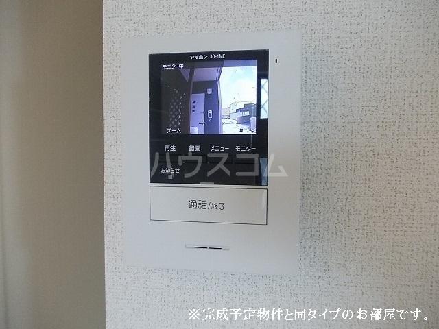 アバンツァート 01020号室のセキュリティ