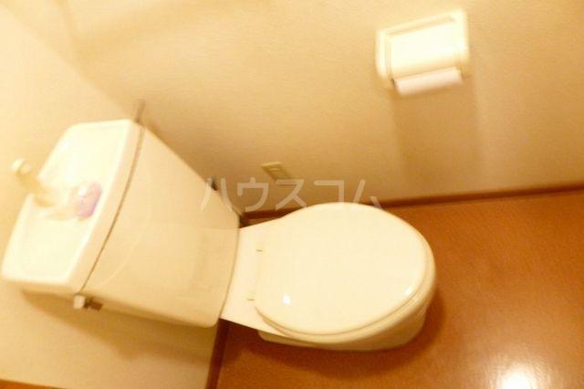グランプラース 02030号室のトイレ