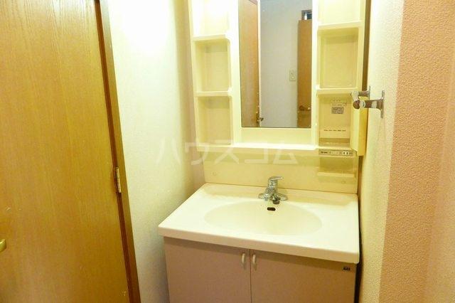 グランプラース 02030号室の洗面所