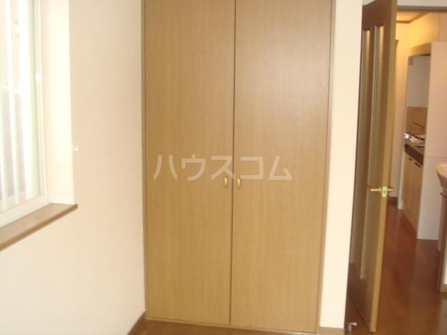 第3ホーメスト桜木 1C号室の収納