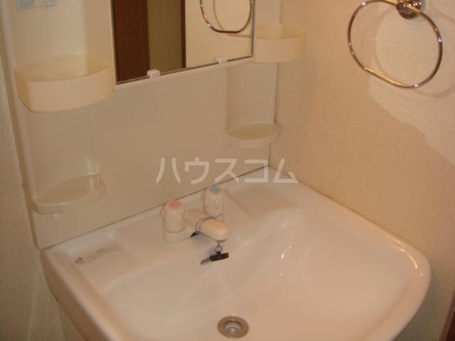 第3ホーメスト桜木 1C号室の洗面所