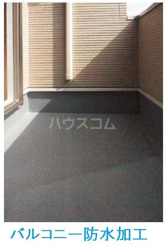 ストーン リバー 01030号室のバルコニー