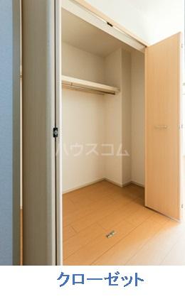 ストーン リバー 01030号室の収納