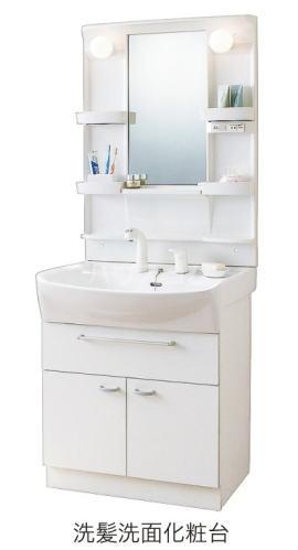 ストーン リバー 01030号室の洗面所