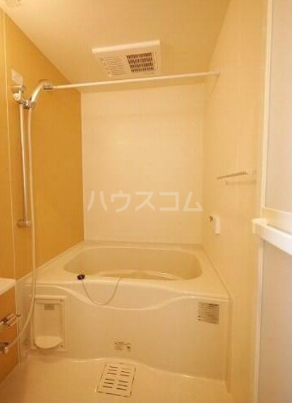 ゴールデン ブラウン 02030号室の風呂