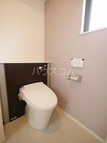 ゴールデン ブラウン 02030号室のトイレ