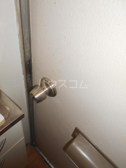 メゾン・ド・パレイ 0103号室のセキュリティ