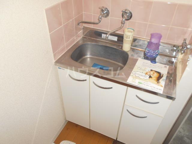 メゾン・ド・パレイ 0103号室のキッチン