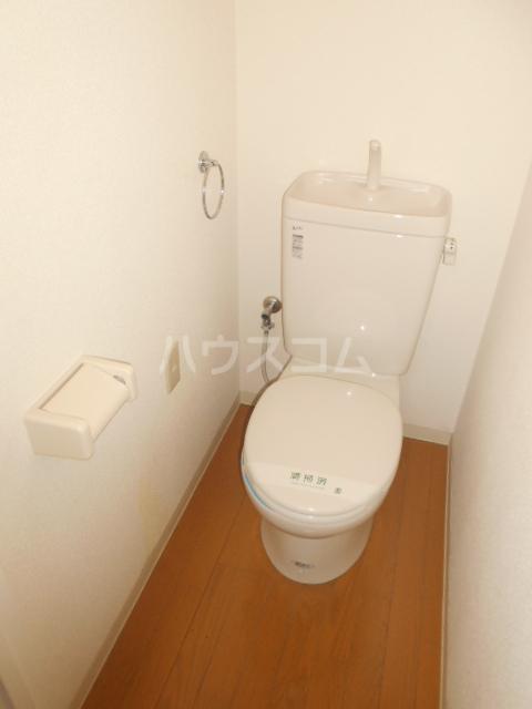 メゾン・ド・パレイ 0103号室のトイレ
