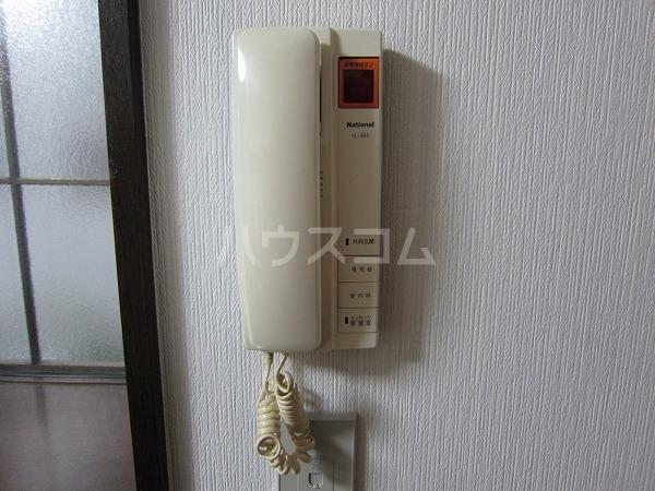 ル・ブラン 109号室のセキュリティ