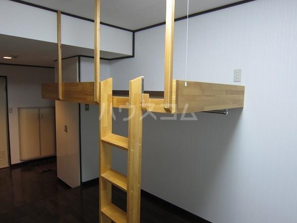 ル・ブラン 109号室のベッドルーム