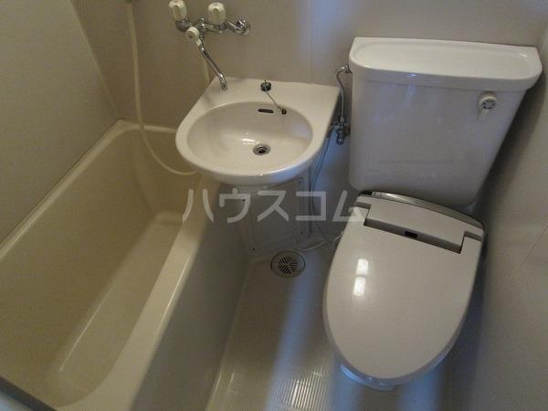 ル・ブラン 109号室の風呂
