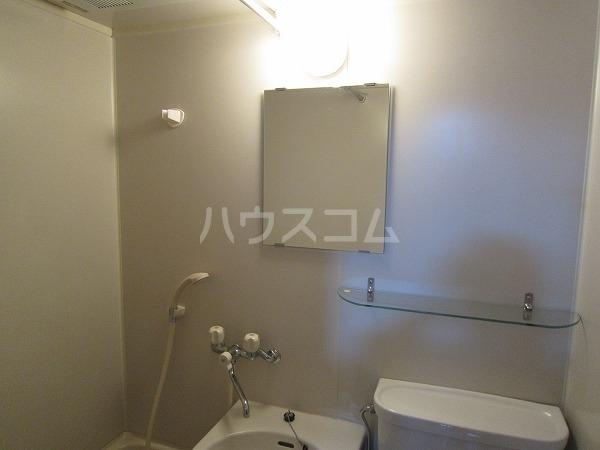 ル・ブラン 109号室の洗面所