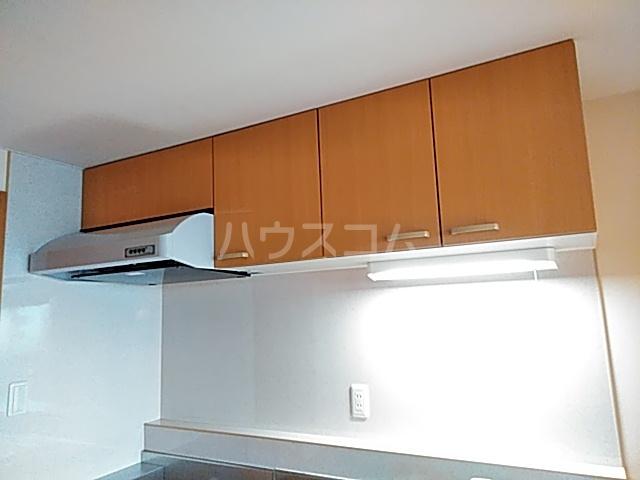 是空 303号室のキッチン