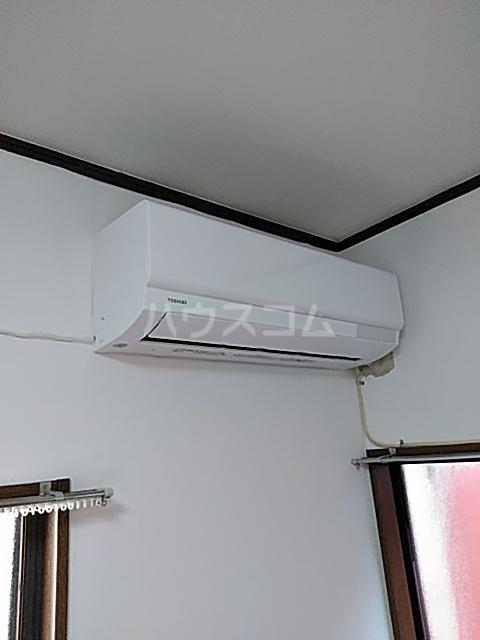 プラザハシモト 201号室の設備