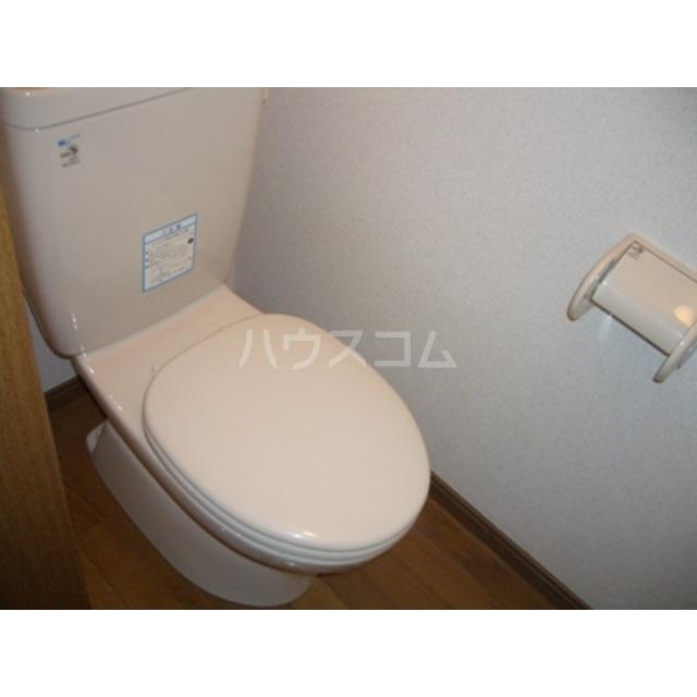 Amour セゾン 104号室のトイレ
