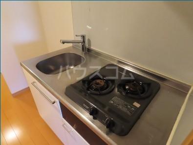 コンフィアンサ等々力 304号室のキッチン