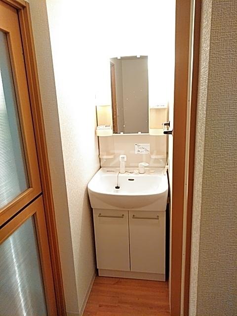 FEELO 303号室の洗面所