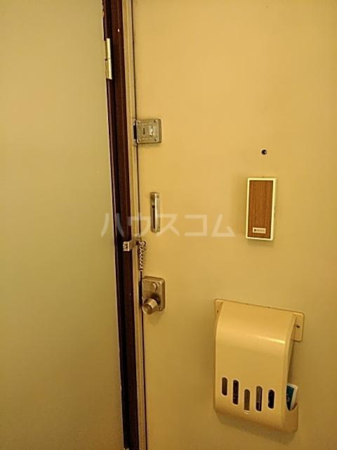 エルム 102号室のセキュリティ