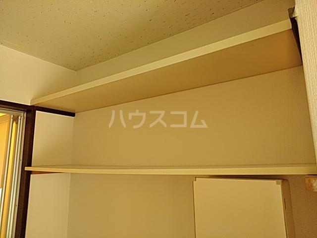 エルム 102号室の収納